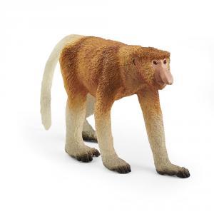 Mono narigudo. Schleich