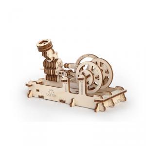 Modelo Ugears motor neumático