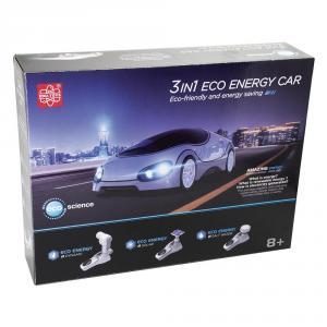 Coche energía ecológica 3 en 1