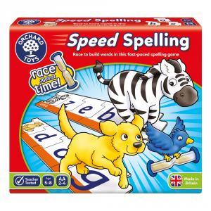 Juego de inglés speed spelling