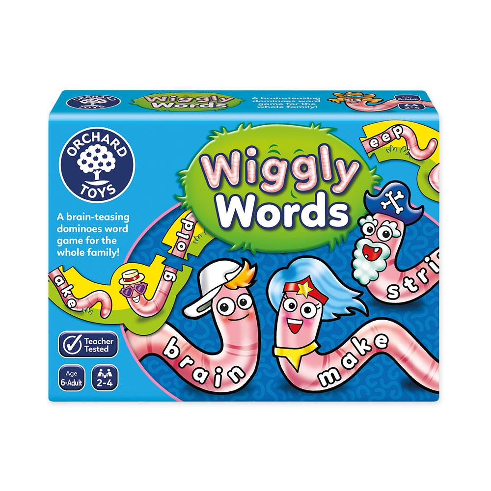 Wiggly words