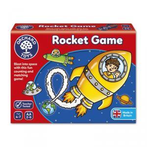 Rocket game juego de contar