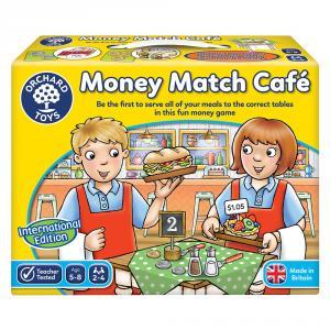 International Money Match Café