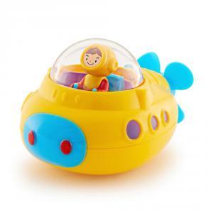 Submarino explorador juguete de baño