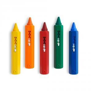 Set ceras de baño 5 colores
