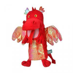 Marioneta Dragón Rojo
