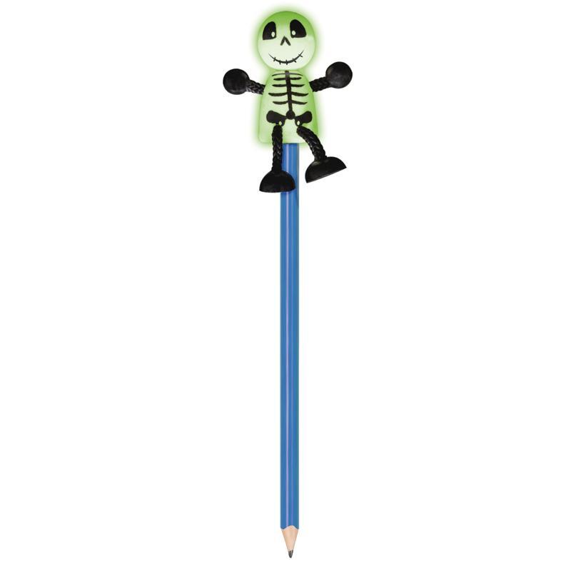 Lápiz esqueleto