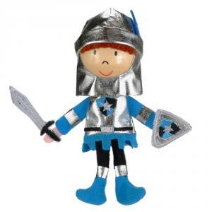 Marioneta dedo Caballero Azul