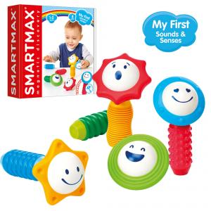 My first sounds and senses magnético