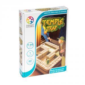 Temple trap juego de lógica
