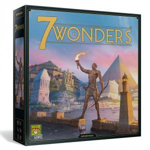 7 wonders juego de estrategia