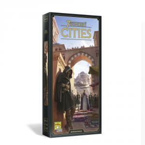 7 wonders expansión cities juego de estrategia