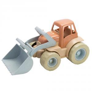 Tractor con pala Bio