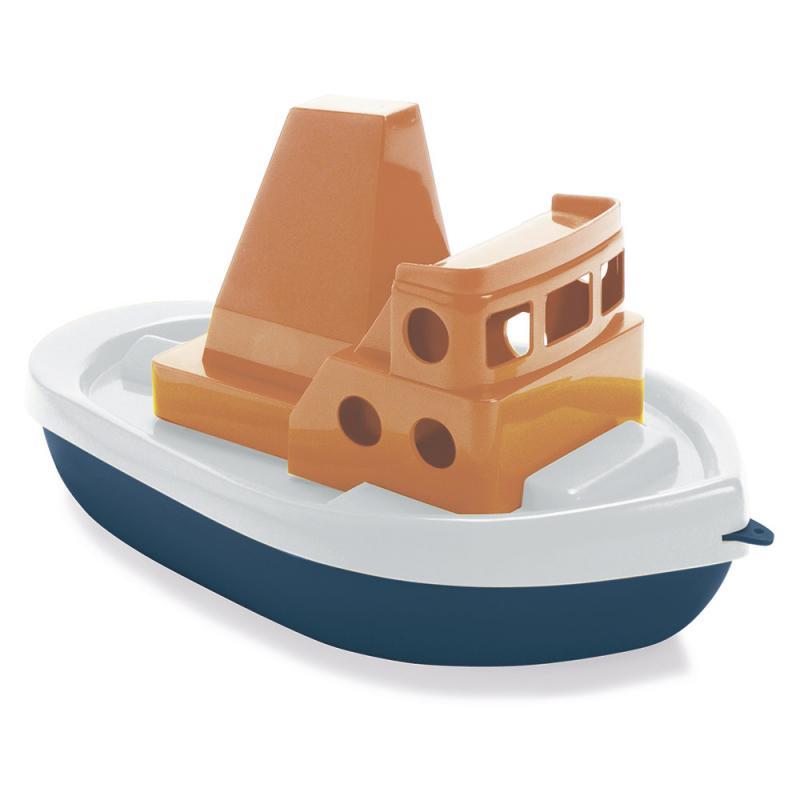 Barco bio plástico