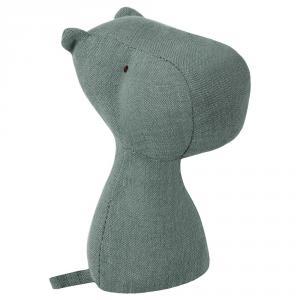 Sonajero hipopótamo de lino Noah´s Friends
