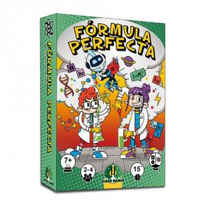 Fórmula perfecta juego cartas