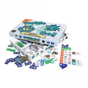 Scottie Go EDU inglés juego de programación