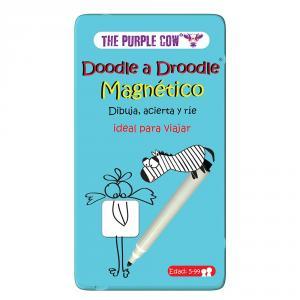 Doodle a droodle dibuja y acierta magnético