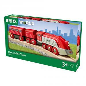 Tren aerodinámico