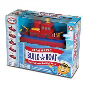 Construcción barcos magnéticos