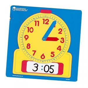 Reloj demostración