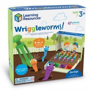 Wriggleworms gusanitos motricidad fina