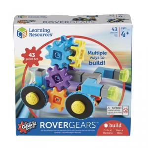 Set construcción Rover Gears 43 piezas