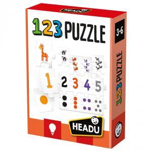 Puzzle 123 puzzle ábaco números y cantidades