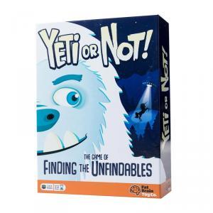 Yeti or not juego de observación