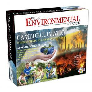 Cambio climático juego experimentos