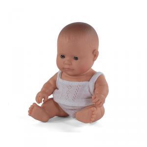 Bebé niño europeo