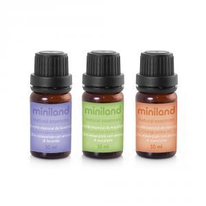 Set 3 aceites esenciales aromas 10ml