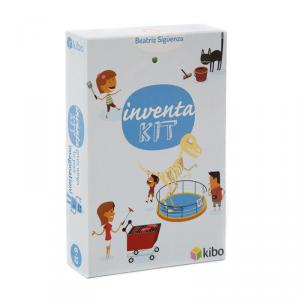 Inventa Kit juego creativo