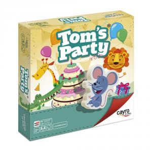 Juego cooperativo Tom´s Party