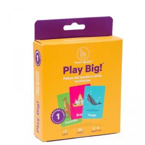 Play Big países del mundo Discovery pack 1