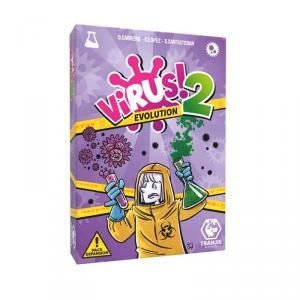 Virus 2 juego de cartas