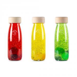 Set 3 botellas sensoriales twilight