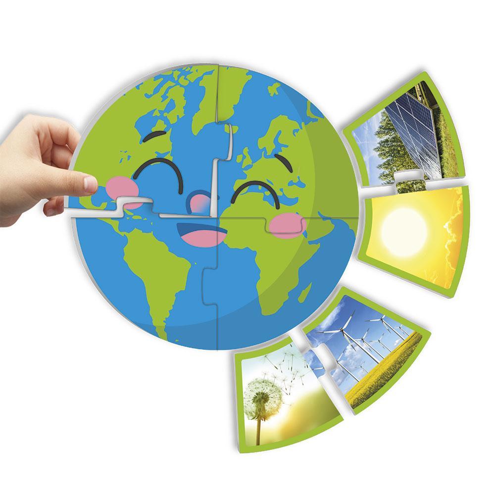 Mi planeta y su energía