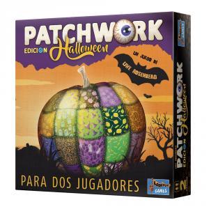 Patchwork Halloween juego de mesa