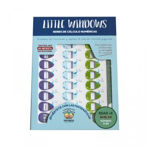 Little Windows A5 nivel 3B números 0-29