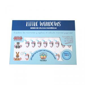 Little Windows A4 nivel 1C números 0-10