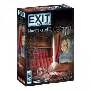 Exit orient express juego mesa