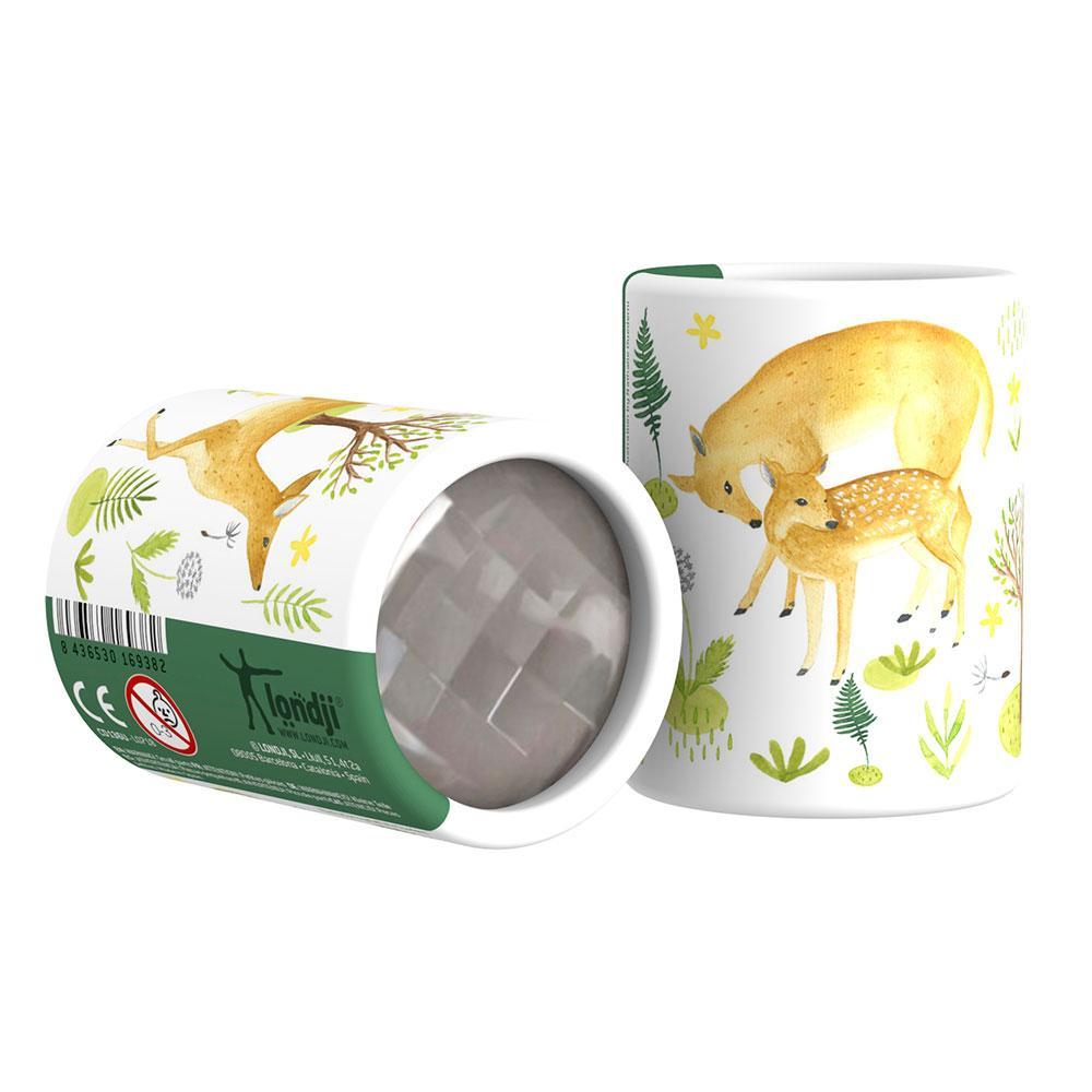 Mini caleidoscopio ciervos wildlife