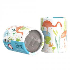 Mini caleidoscopio flamencos wildlife