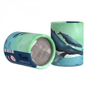 Mini caleidoscopio ballenas wildlife