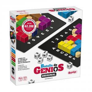 Batalla de genios juego de mesa