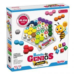 Batalla de genios junior juego de mesa