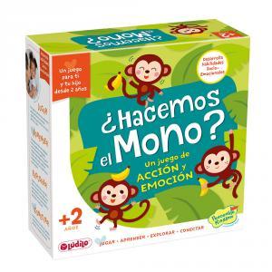 ¿Hacemos el mono? juego de acción