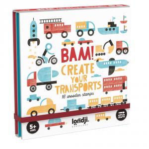 Bam transports sellos vehículos