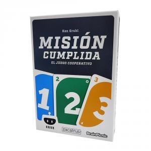 Misión cumplida juego cooperativo